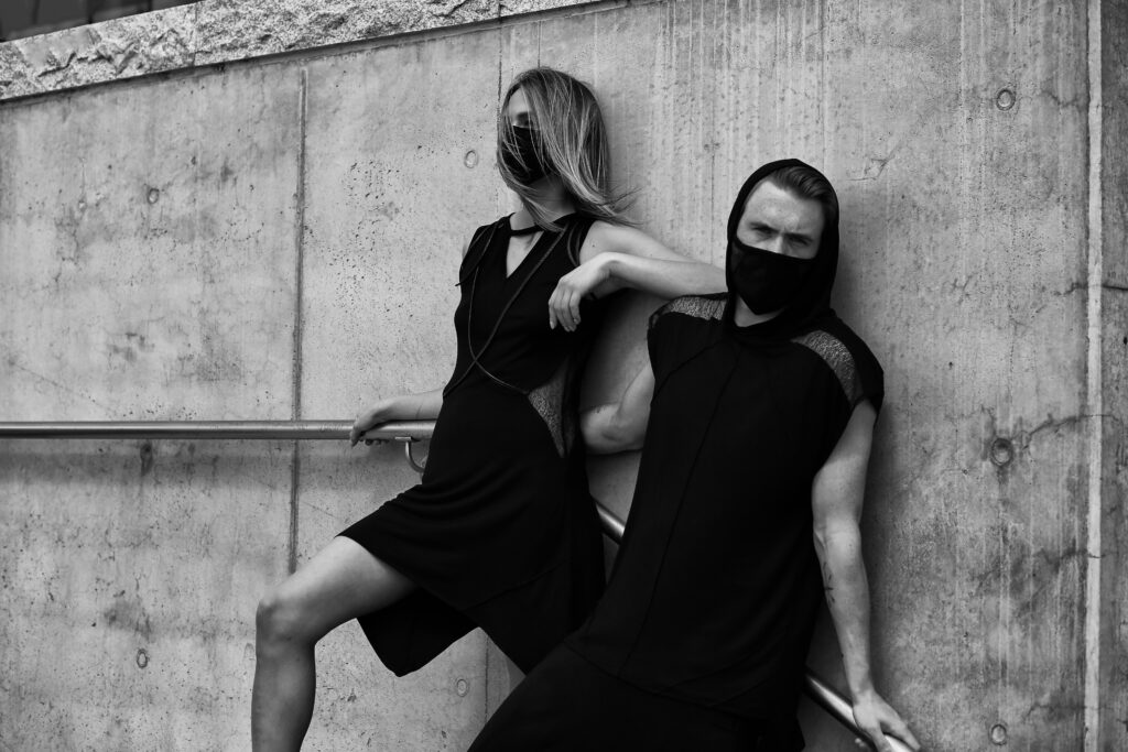 biohazardous fashion collection